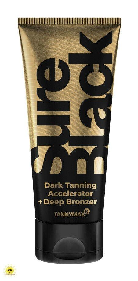 Sure Black Accelerator + Deep Bronzer